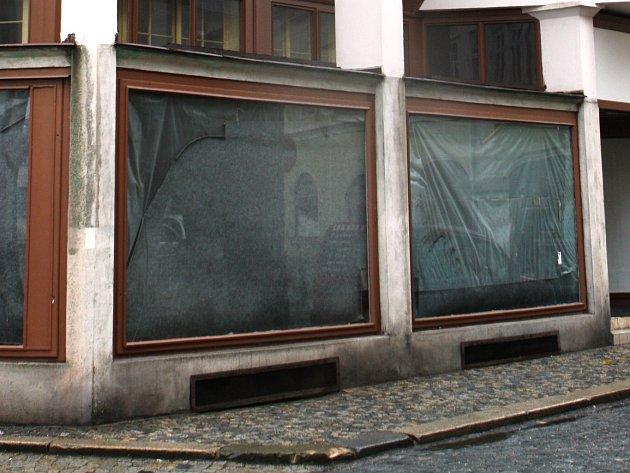 Bývalá Vesna v Trutnově