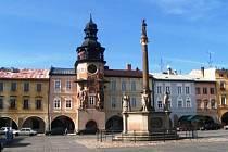 Hostinné - náměstí