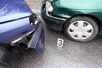 Nehoda v Mladých Bukách