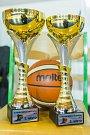 Basketbalový turnaj  O pohár města Trutnova.