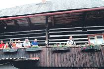 Dřevěnka v Úpici