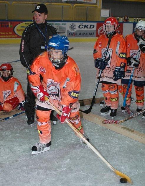 Wing 49 - hokejový kemp Ladislava Lubiny