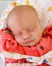 ANEŽKA BURYÁNKOVÁ se narodila 25. září v 6.28 hodin Cecilii a Josefovi. Vážila 3,25 kilogramu a měřila 49 centimetrů. Rodina bude mít domov v Jilemnici.