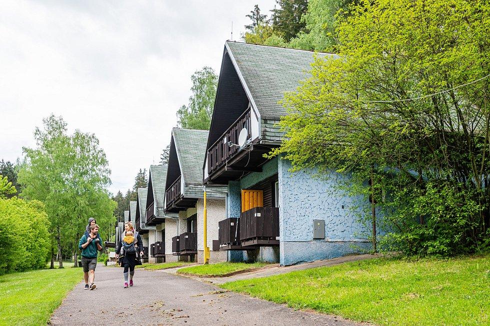 Dolce u Trutnova patří mezi nejlepších deset kempů v Česku, za rok 2020 se dokonce staly kempem roku pro karavanisty.