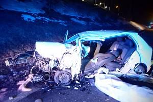 Smrtelná nehoda v Trutnově u Teska.