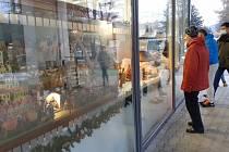 Netradiční výstava betlémů ve Středisku volného času (SVČ) v Trutnově.