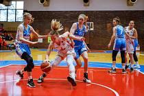 Basketbalistky Hradce Králové mají premiéru v novém roce za sebou. Trutnov na ni čeká.