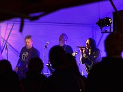 Kapela Alibi Rock na Krakonošových letních podvečerech