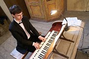 Opravené varhany v Kuksu poprvé rozdaly radost
