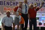 V silné evropské konkurenci se dokázalo prosadit i kvarteto reprezentantů Trutnova.