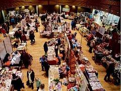 Adventní trhy v trutnovském centru Uffo.