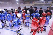 Hockey  camp WING 49 CZ Ladislava Lubiny.