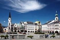Trutnov, Krakonošovo náměstí