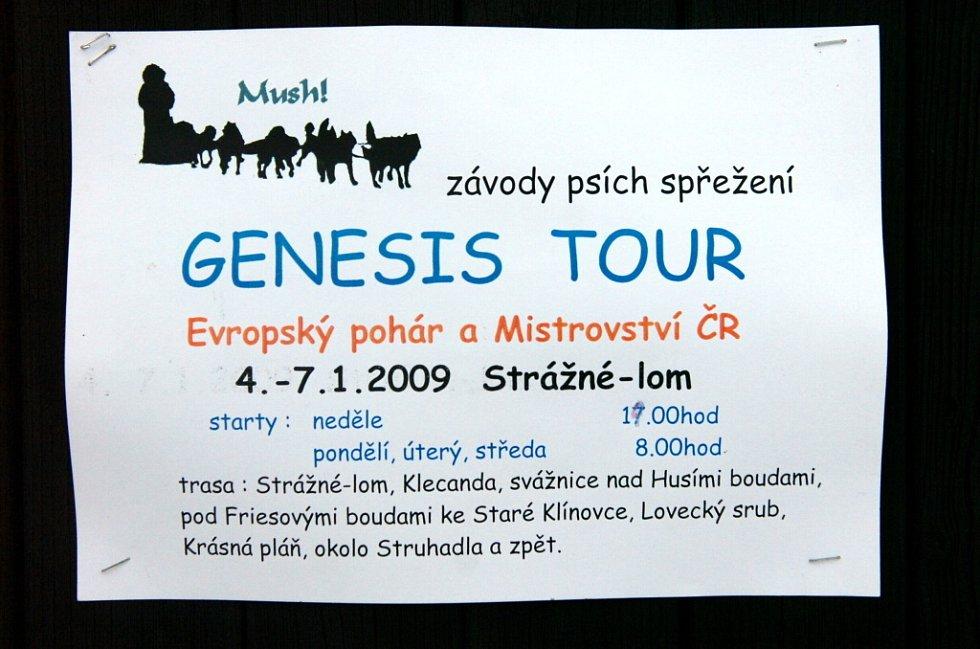 Genesis tour 2009