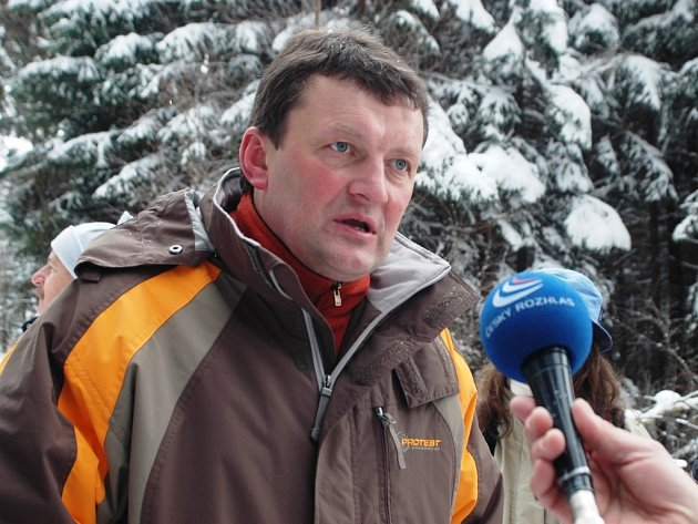 JIŘÍ NOVÁK. Ve funkci ředitele Správy Krkonošského národního parku je od dubna roku 2004.