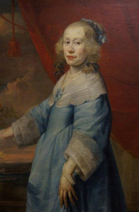 Sibylla Lamboyová z Hochenburgu a Bemmelbergu.
