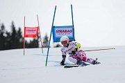 Gabriela Capová. Světový pohár v lyžování ve Špindlerově Mlýně