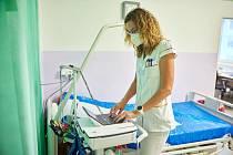 Oblastní nemocnice Trutnov získala moderní přístroje EKG a CRP na interní a chirurgické oddělení za bezmála čtvrt milionu korun.