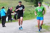 Krkonošský půlmaraton 2014