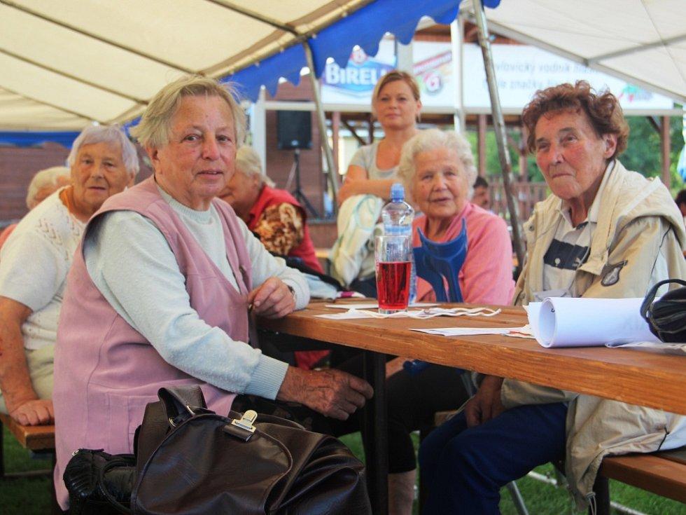 Olympiáda pro starší a pokročilé - Havlovice 2015