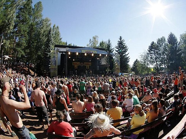 Trutnov Open Air Music Festival 2011