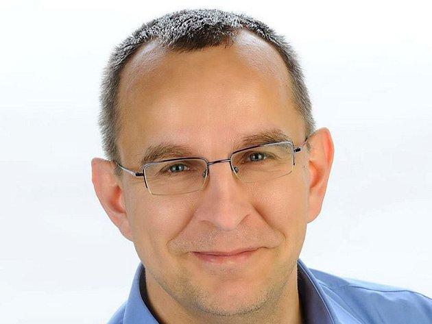 Miroslav Procházka, ředitel Oblastní nemocnice Trutnov.