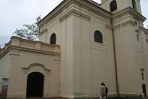 Slavnostní otevření nových opravených prostor Domova sv. Josefa v Žirči za účasti norského velvyslance