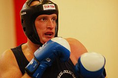 Turnovská sportovní veřejnost v sobotu 21. listopadu v hale TJ Turnov díky iniciativě bratrů Jana a Petra Kazdových viděla první boxerskou exhibici.
