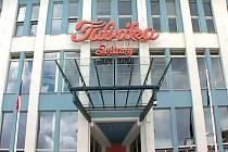 Centrum Fabrika ve Svitavách.
