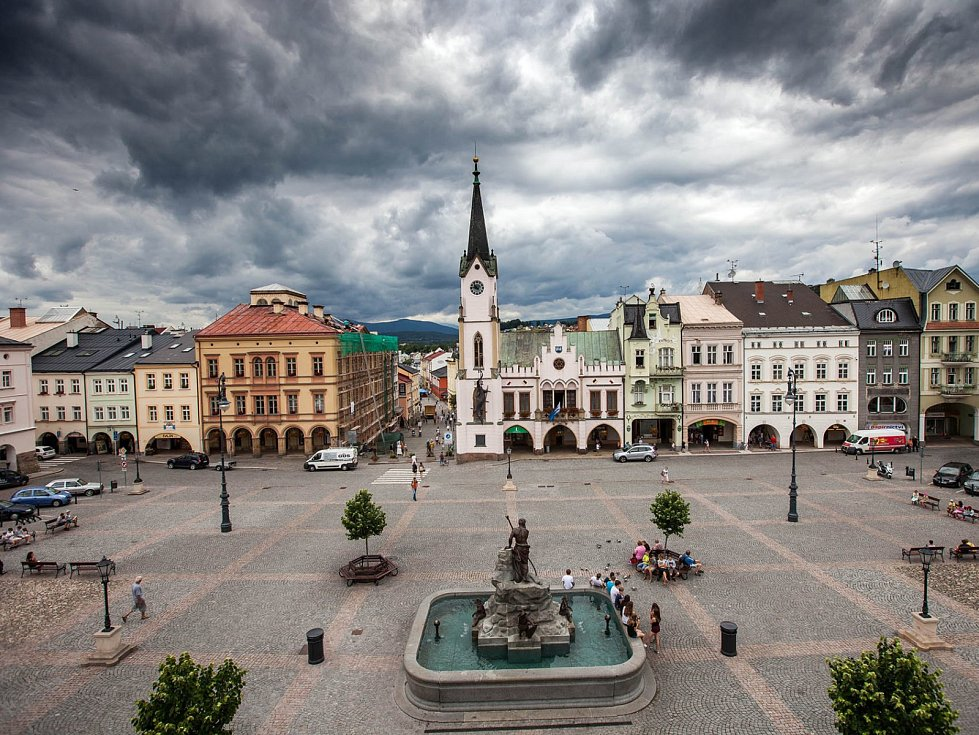 Krakonošovo náměstí, Trutnov