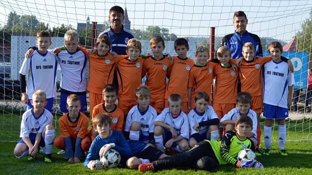Martin Hažer je mimo jiné i trenérem mládežnického výběru OFS Trutnov.