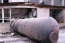 Výbuch kotle v Rudníku na Trutnovsku