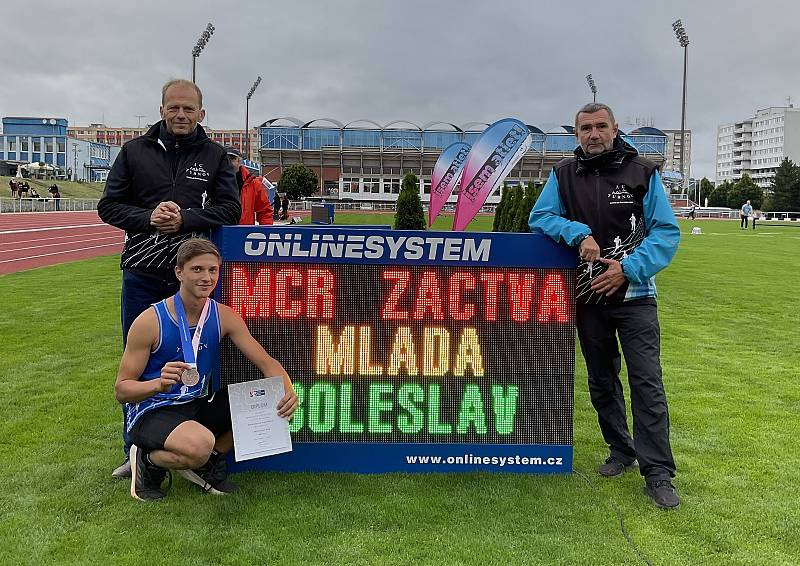 atleti Turnova na MČR