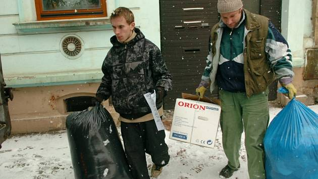 Velký zájem doprovázel humanitární sbírku pod názvem Ulice, kterou uspořádali zástupci Diakonie Broumov.