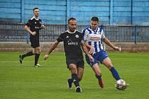 Fotbalisté Libiši si těsnou výhru v Náchodě zopakovali také o čtyři dny později v Trutnově.