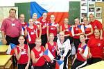 Lomnický mažoretkový soubor Popelky vybojoval na ME v Chorvatsku 2. až 4. října stříbrnou medaili v kategorii klasická mažoretka.