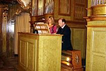 Klášterní koncert ve Vrchlabí