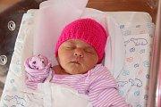 EMMA DAVIDOVÁ se narodila 26. února v 8.32 hodin rodičům Zuzaně a Ondřejovi. Vážila 3,38 kilogramu a měřila 48 centimetrů. Rodina bude bydlet v Trutnově. Foto: (3x) Deník/ Jaroslav Pich