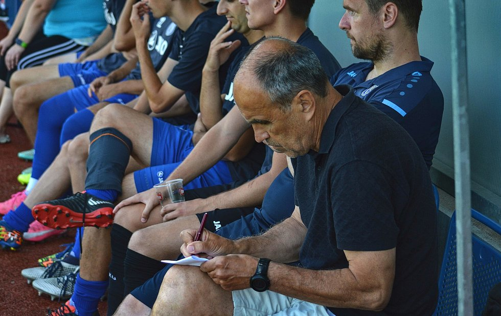 Fotbalisté Náchoda se v premiéře nového divizního ročníku rozešli se soupeřem smírně.