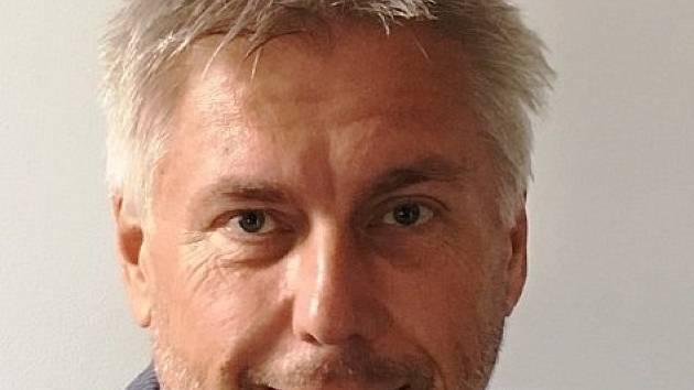 Ředitel trutnovské nemocnice Jaroslav Kratochvíl.
