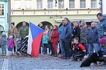 101 let od vzniku Československa ve Vrchlabí