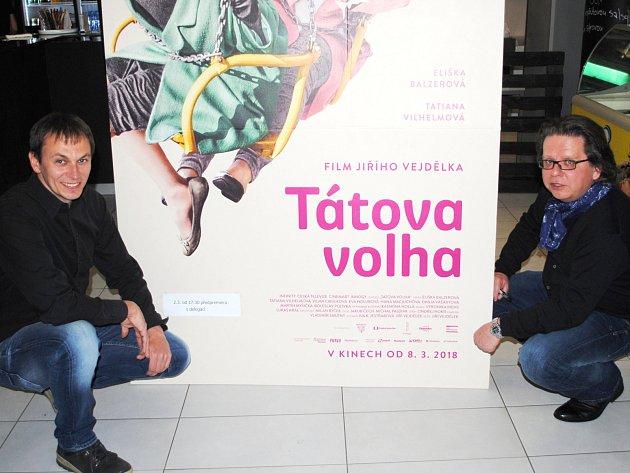 Nový film Tátova volha představili i v Jitřence