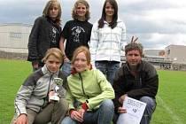 Dívky z Jilemnice jedou do Karlových Varů