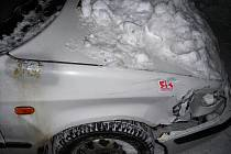 Nehoda ve Špindlerově Mlýně