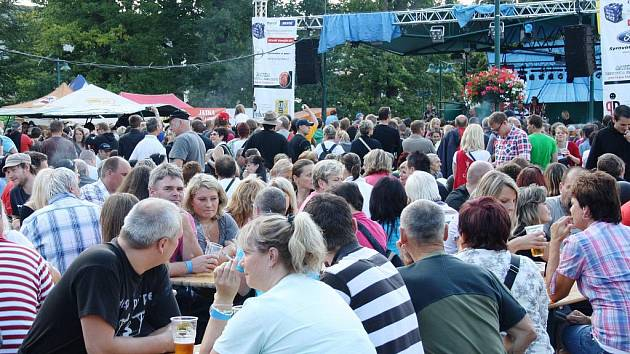 Pivní slavnosti ve Vrchlabí - 2011