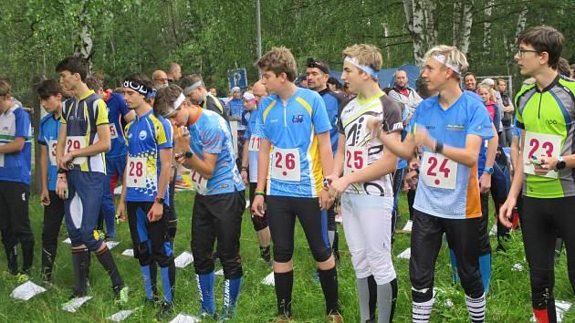 Domácí šampionát bude nevšední akcí. O tituly se na Trutnovsku popasují nejlepší čeští orientační běžci.