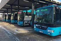 Od pondělí 16. března zaveden prázdninový provoz MHD Trutnov.