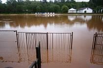 Povodně, Trutnovsko: Úpice a Havlovice