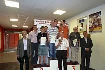 Šachisté Zikudy Turnov zvítězili potřetí v řadě na prestižním turnaji v Pardubicích a vítězný stupínek tak mají definitivně pronajatý.