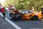 Znalecké posudky prokázaly, že jedinou příčinou tragické dopravní nehody ve Špindlerově Mlýně byla vysoká rychlost sportovního vozu Ford Mustang, kteá výrazně překročila povolenou rychlost.